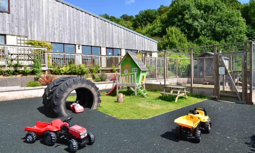 Knowle Farm. Devon