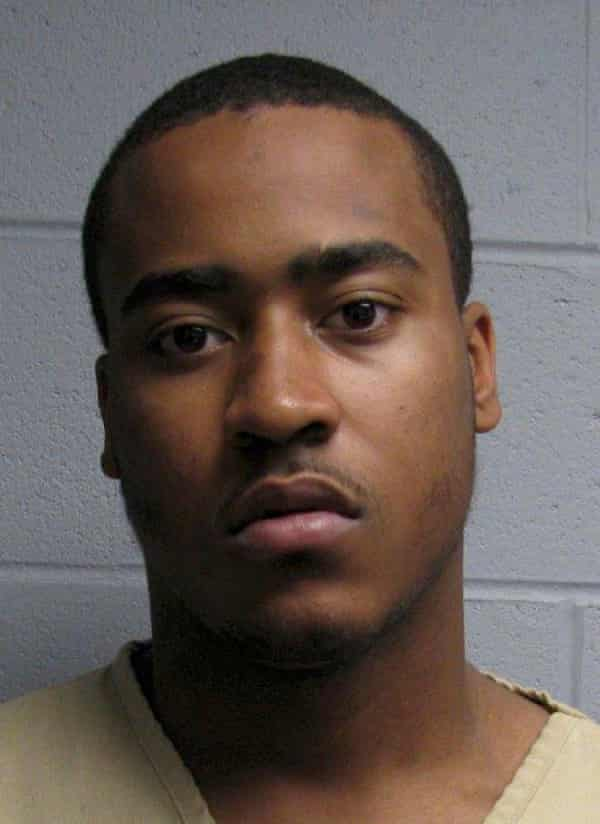 Charged with seven murders ... Todd West. Photograph: AP
