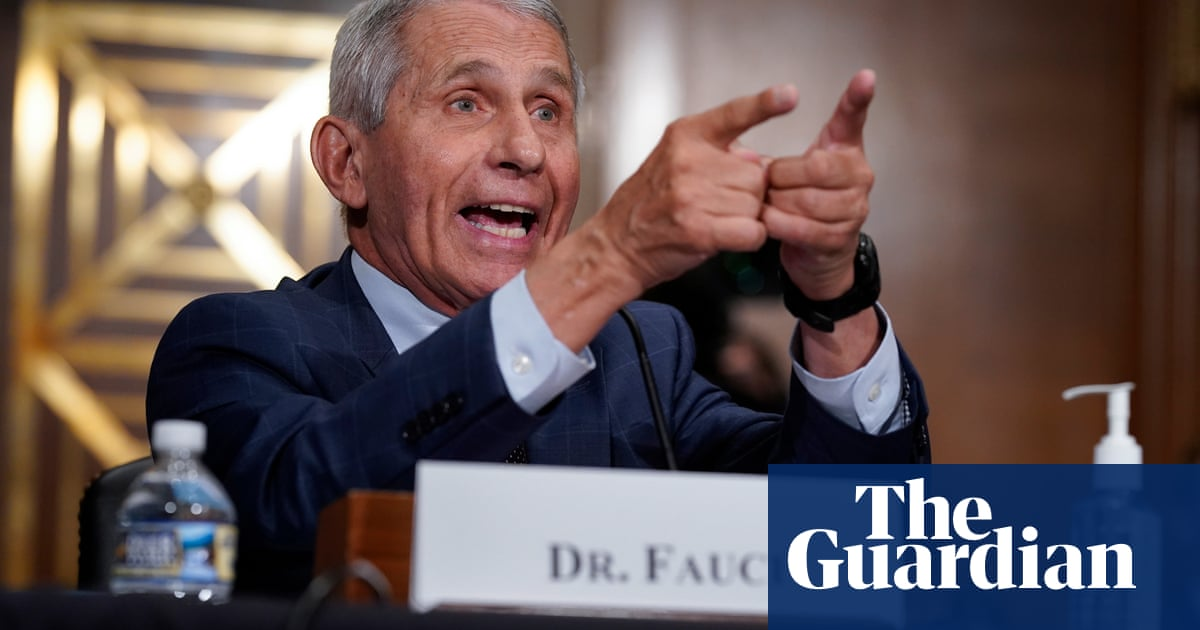 Fauci to Rand Paul: 'You do not know what you are talking about' – video