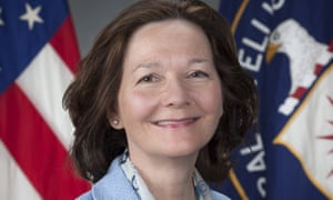 Gina Haspel was nominated by Donald Trump to lead the CIA.