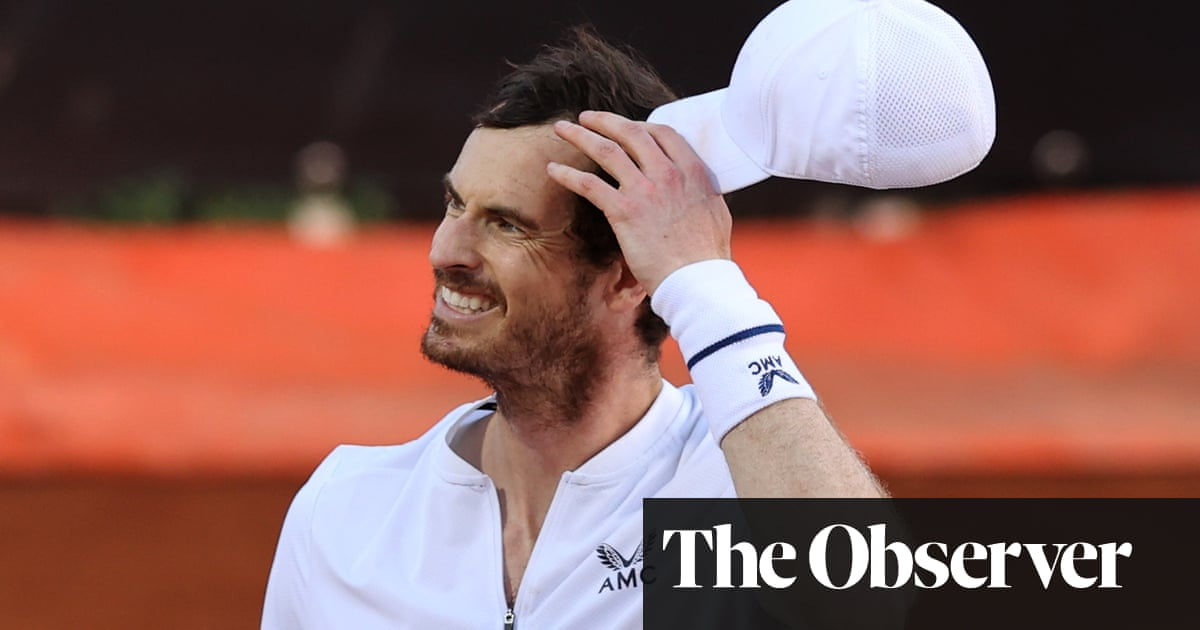 Andy Murray's clay season clouded in uncertainty after Geneva decision