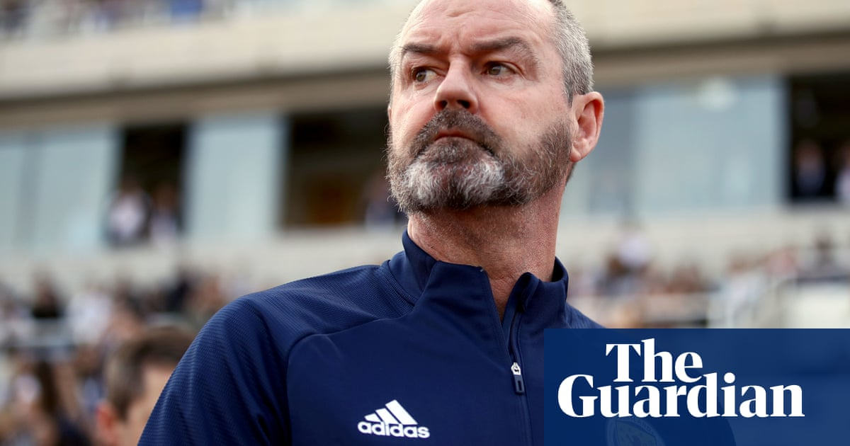Scotland manager Steve Clarke signs contract extension until Euro 2024