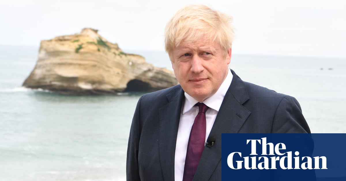 Boris Johnson pulled interview after criticism by head of news, says Channel 4