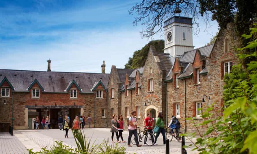 Swansea University's Singleton campus