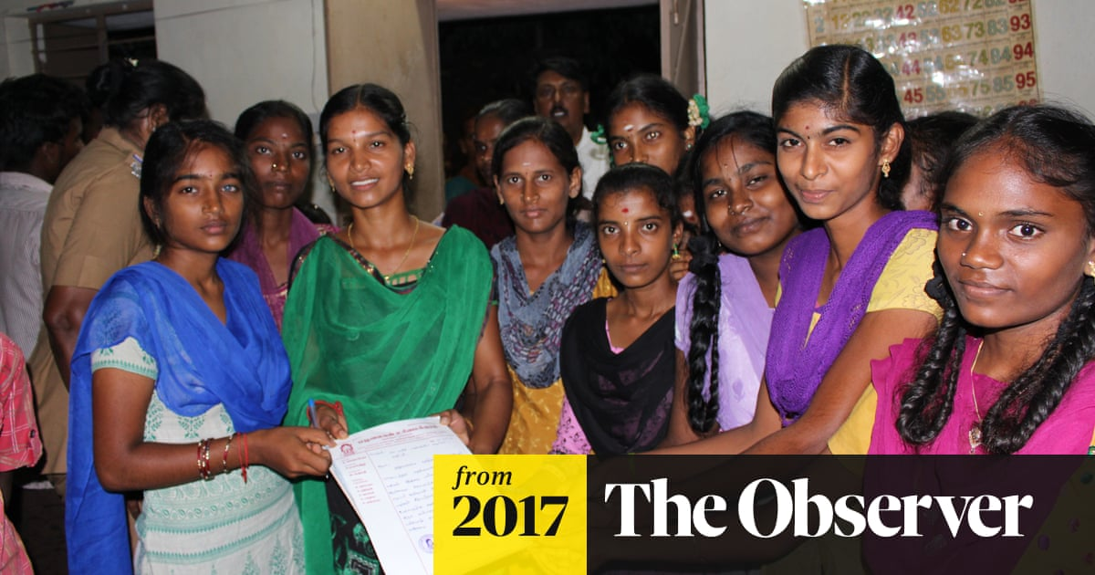 Indian village run by teenage girls offers hope for a life ...
