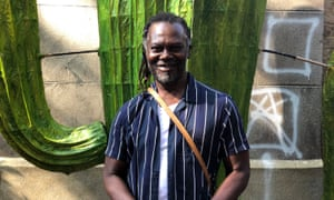 Levi Roots at Notting Hill carnival