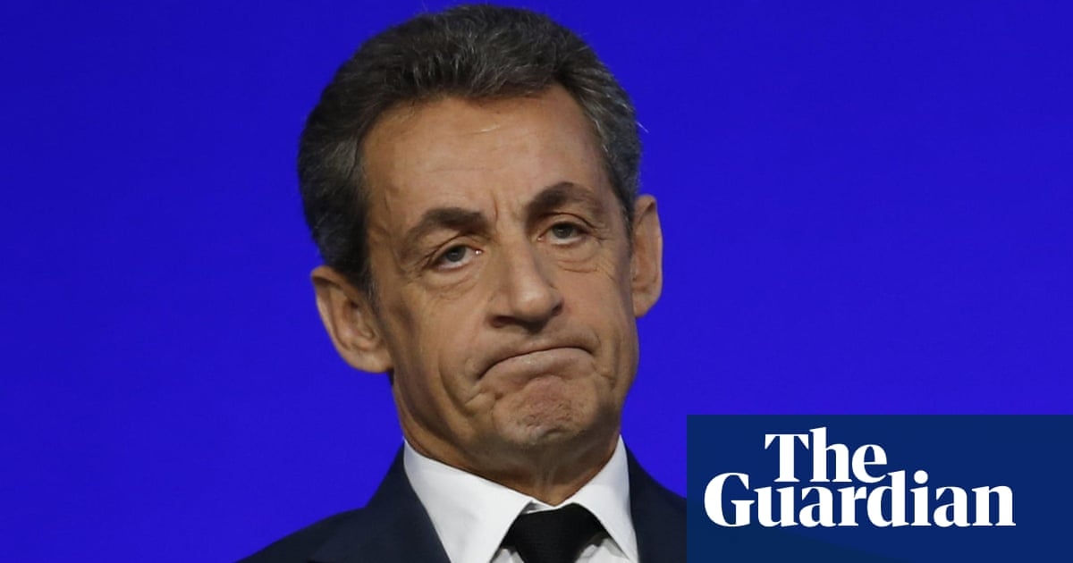 Nicolas Sarkozy Is Back And He S More Rightwing Than Ever Nicolas Sarkozy The Guardian