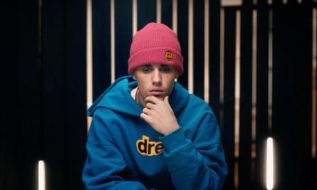 Justin Bieber in Seasons.