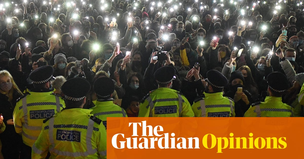 This anti-protest bill risks making the UK like Putin's Russia