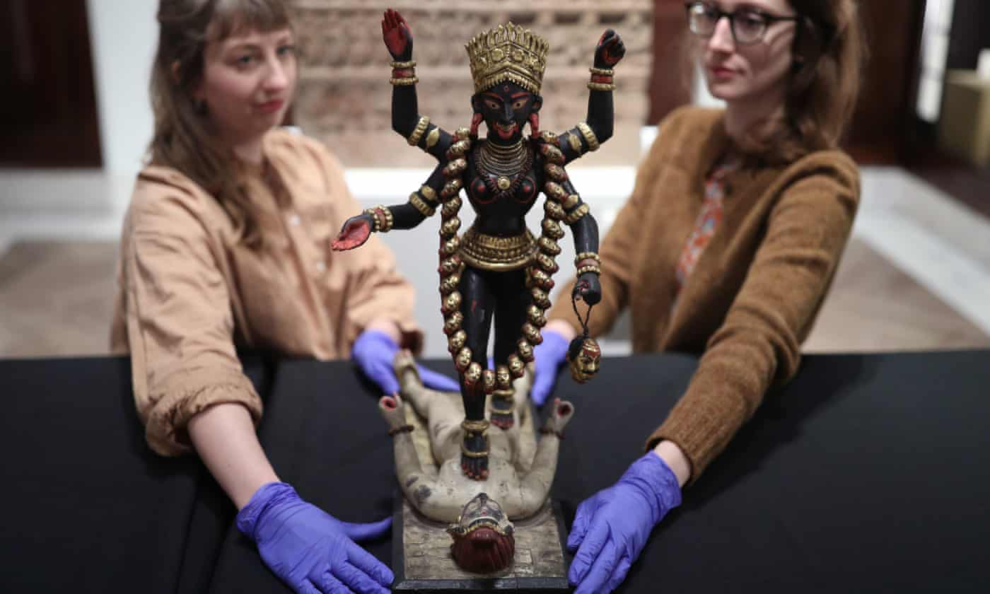 Sex please, we're the British Museum: Tantra exhibition to open