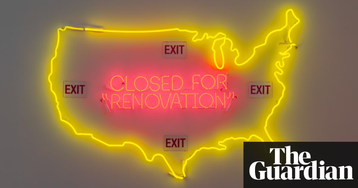 One Year of Resistance: the exhibit chronicling the year in anti-Trump art