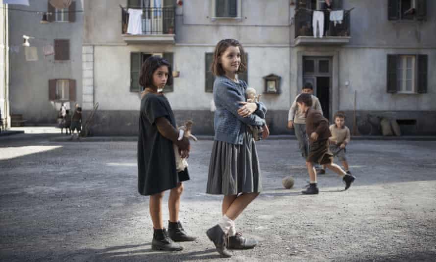 The TV adaptation of Ferrante's My Brilliant Friend