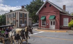The Red Hen restaurant in Lexington, Virginia.