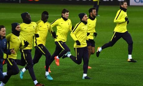 Borussia Dortmund v Tottenham Hotspur: Champions League – live!