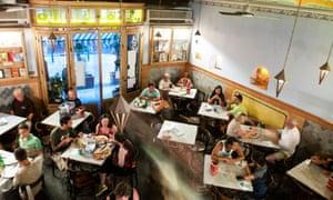 Pizzeria Gino Sorbillo, Naples, Italy.