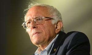 Bernie Sanders in LA