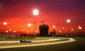 The Bahrain Grand Prix has divided opinion since its inception in 2004, with the race cancelled in 2011 after human rights protests.