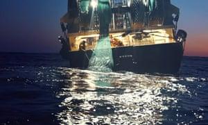 Seaspiracy. c. Courtesy of Sea Shepherd