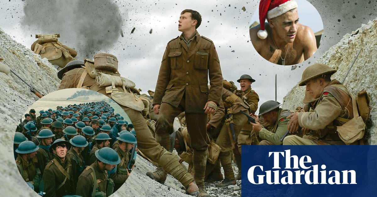 1917: why pacifist war movies are on the march