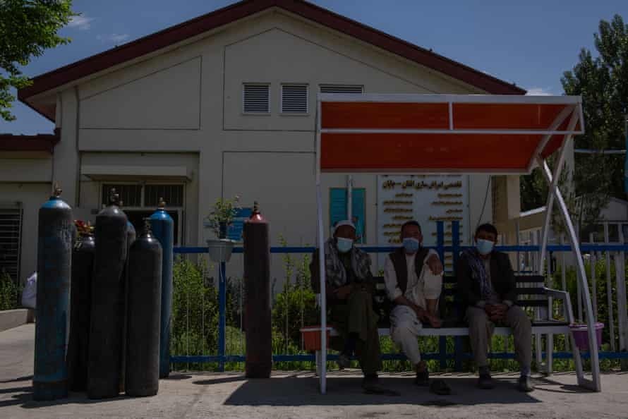 Afghan-Japan hospital for communicable diseases