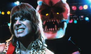 Spinal Tap's Nigel Tufnel (AKA Christopher Guest).