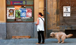 Several Spanish cities have come up with creative ways to crack down on dog droppings in recent years.
