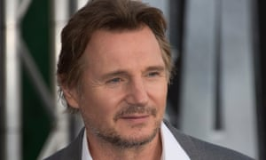 Acting powerhouse... Liam Neeson.