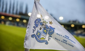 Bury have been members of the Football League for 125 years