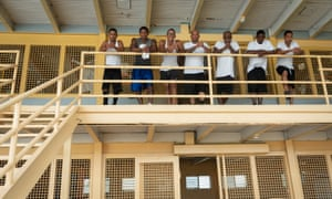 The Puerto Rico Corrections and Rehabilitation Department is in the middle of a project to downsize by transferring inmates to private jails in the United States.