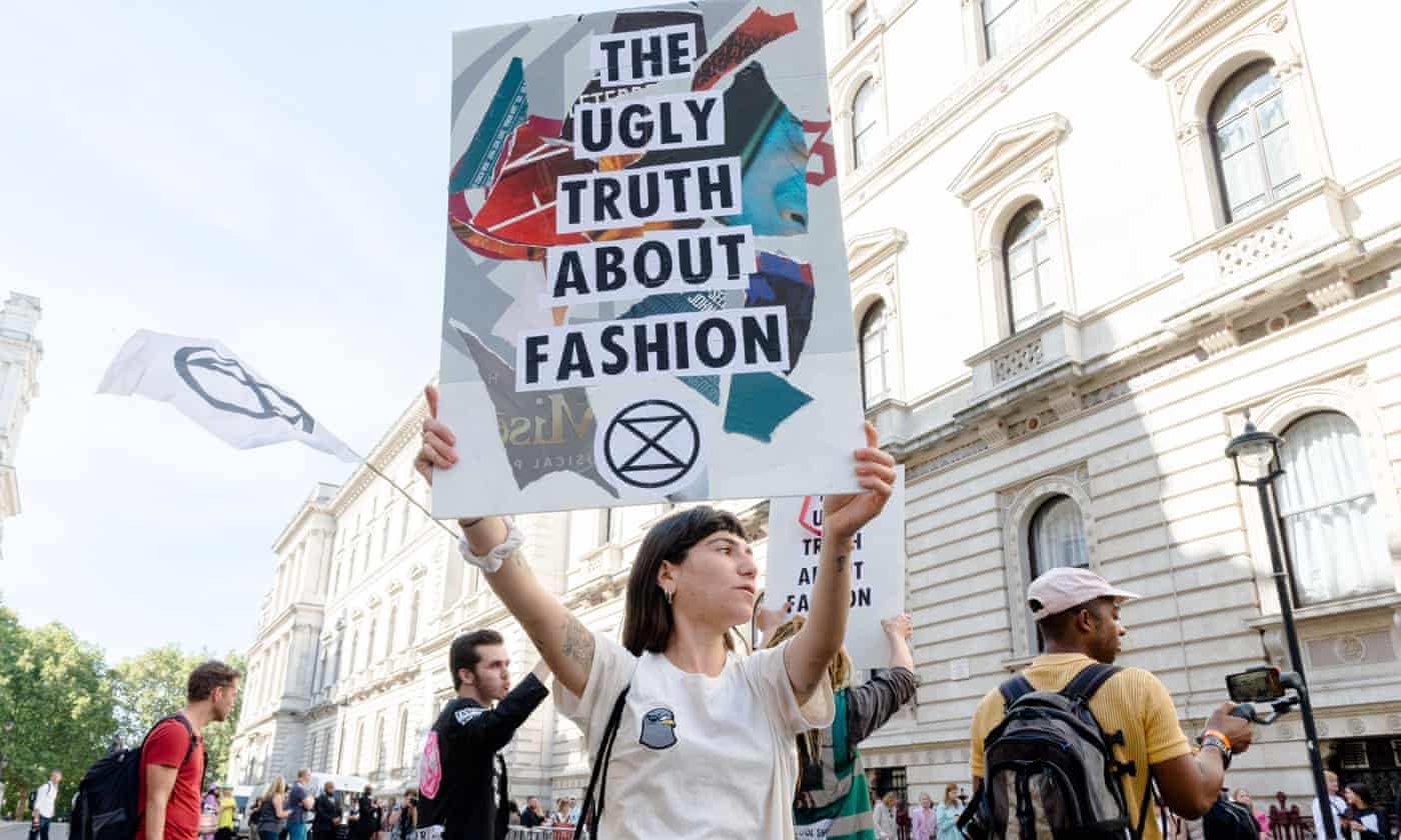 'It's finding something new in the old': how fashion can confront the climate crisis