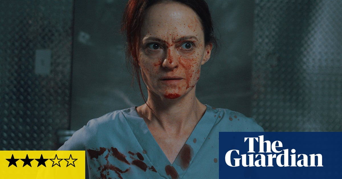 12 Hour Shift review – guts and gore in cheerful bad-taste horror