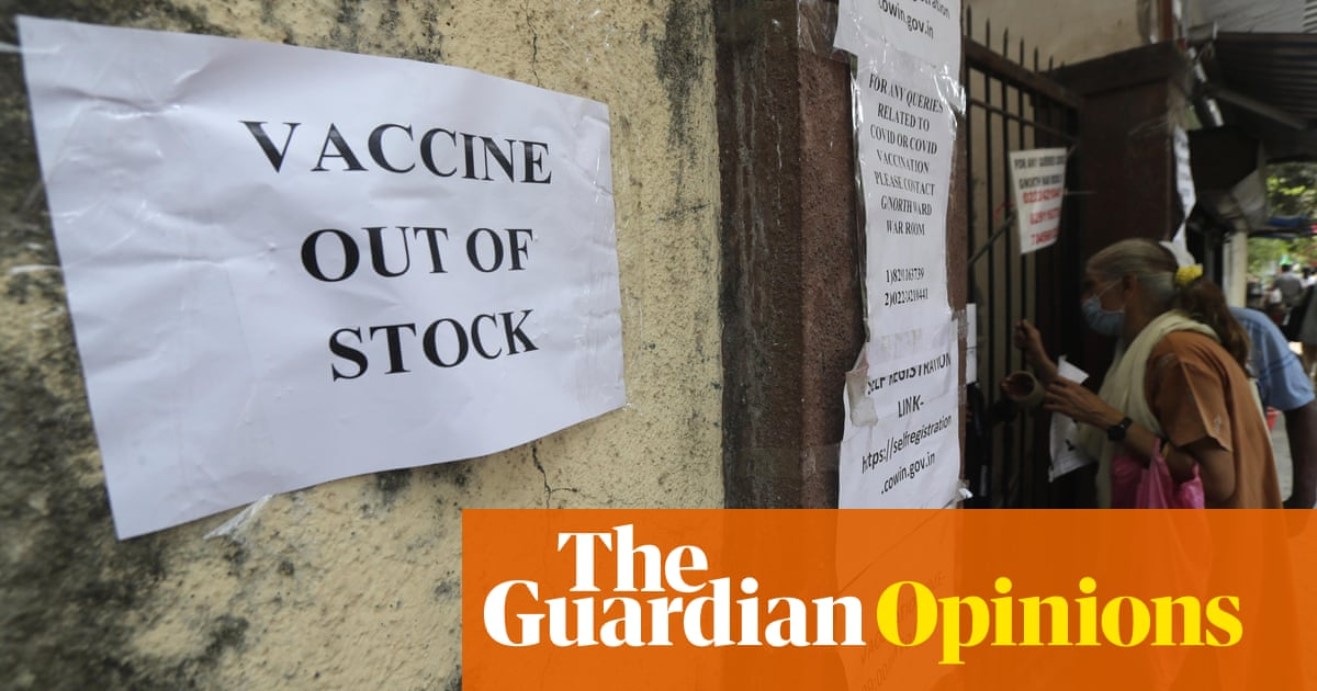 Covid vaccine crisis may be the last straw for the postwar economic consensus