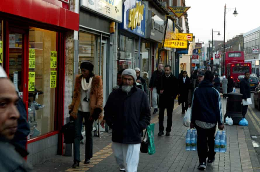 East Ham in London is one of the most ethnically diverse constituencies in Britain, but as elsewhere no one minority dominates.