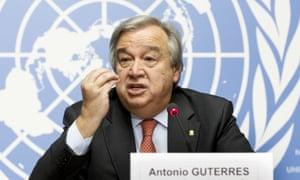 Antonio Guterres will be the next UN chief.