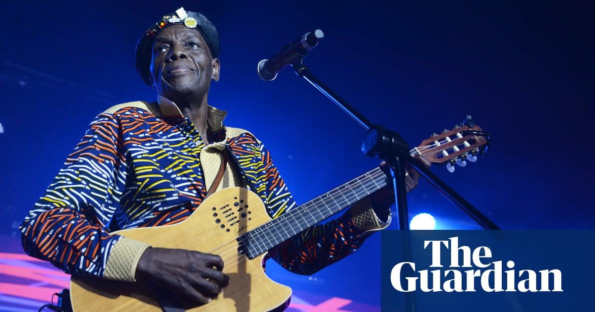 Oliver Mtukudzi obituary | Music | The Guardian
