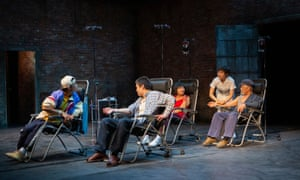 The King of Hell's Palace, opening at the Hampstead Theatre