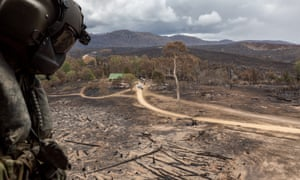 'In the midst of a genuine emergency, with the army already on the streets, the likely conjunction of climate and border politics does not bear thinking about.'