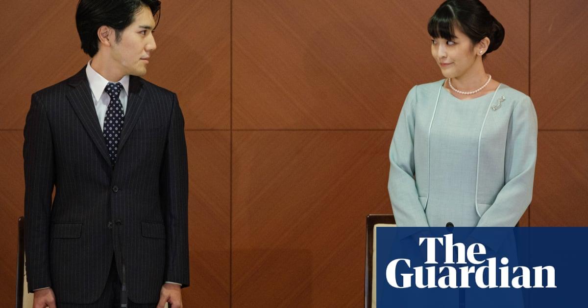 Japan's Princess Mako marries and loses royal status