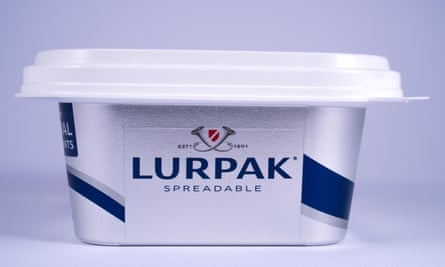 Lurpak … no, we don't understand what's going on either.