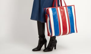 The Balenciaga It bag is a posh version of Thai Sampeng bags in which you may have carried your laundry.