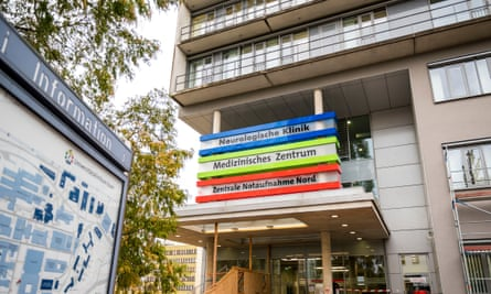 Essen university hospital