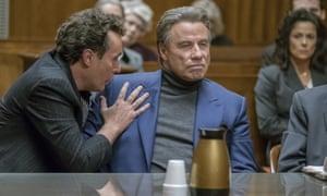 Critically reviled … Gotti, starring John Travolta.