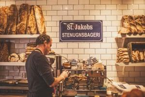 St Jakobs Stenugnsbageri, in Lund, Sweden