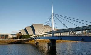 The Scottish Event Campus in Glasgow