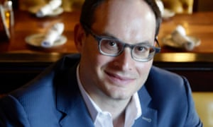 Franklin Foer: 'Facebook and Google are these giant feedback loops that give people what they want to hear.'