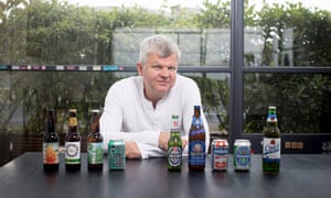 Love lager – but want to drink less? Adrian Chiles's guide