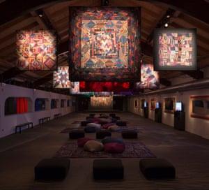 Missoni Art Colour show
