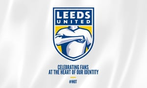The new Leeds United crest.
