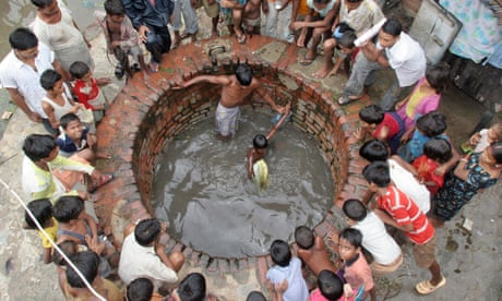 More than half of south Asia's groundwater too contaminated to use – study