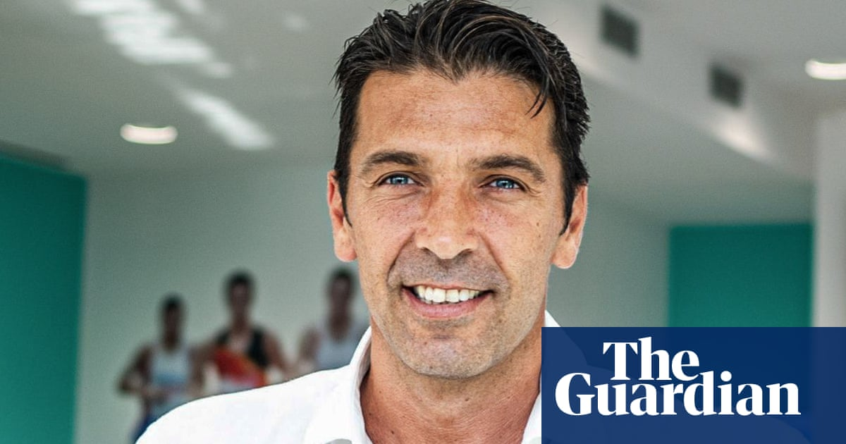 Gianluigi Buffon: It's important to get things wrong in life – and pay the price
